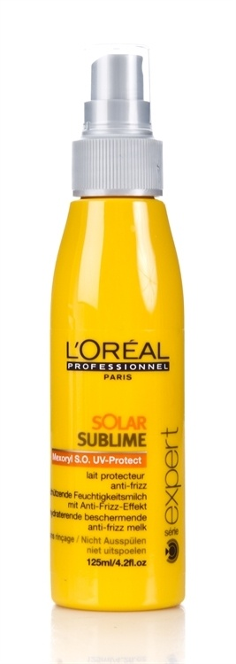 L'Oréal Professionnel Série Expert Solar Sublime Anti-Frizz Milk 125 ml