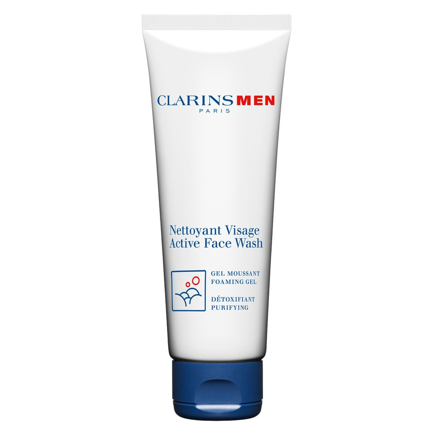 Clarins Men Active Face Wash 125 ml