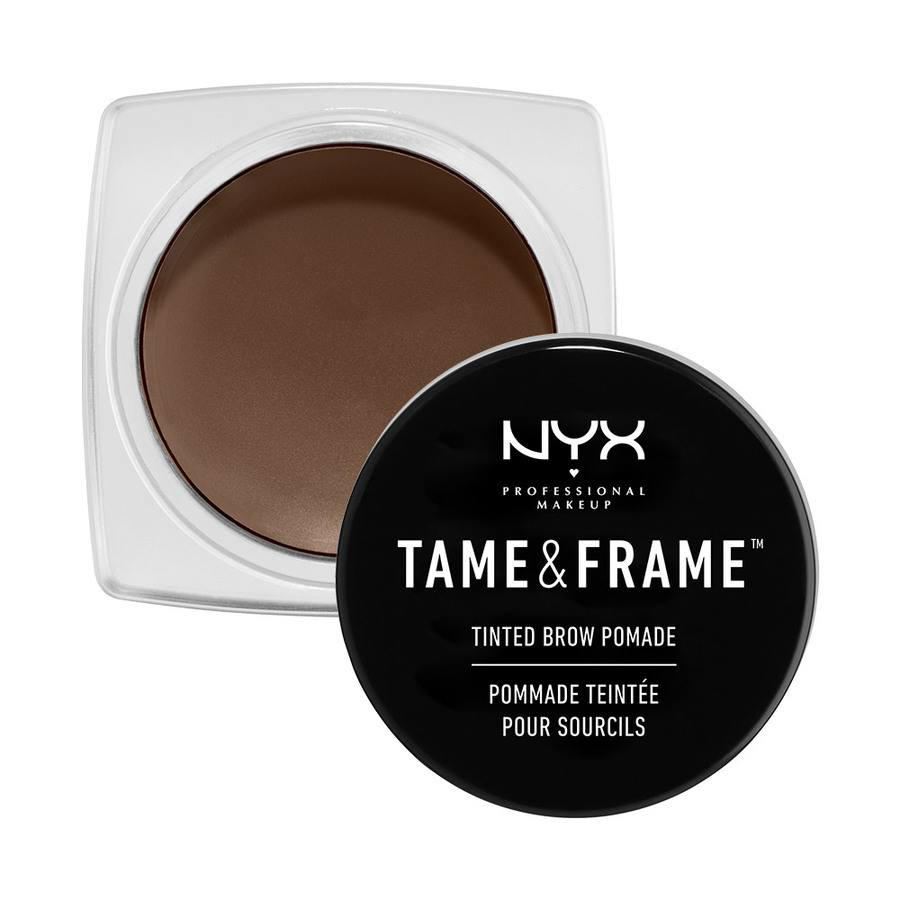 NYX Prof. Makeup Tame & Frame Tinted Brow Pomade 02 Chocolate