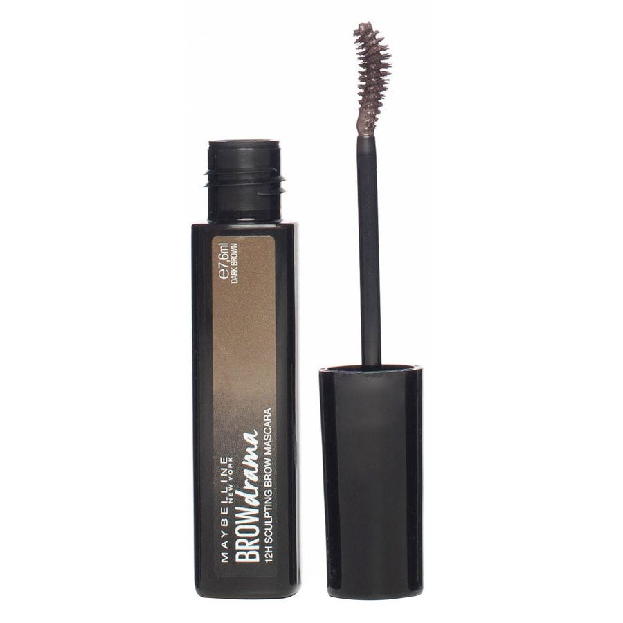 Maybelline Brow Drama Sculpt. Brow Mascara Dark Brown