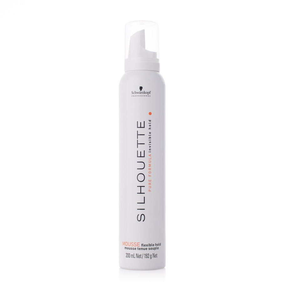 Silhouette Flexible Hold Mousse 200 ml