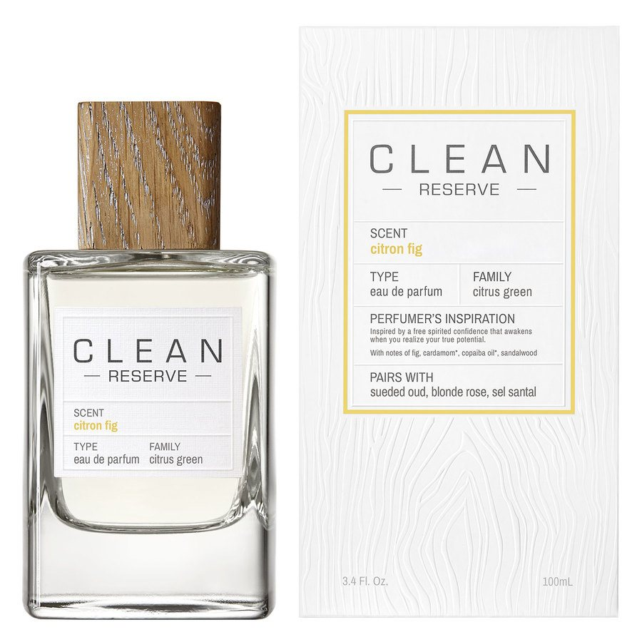Clean Reserve Citron Fig Eau De Parfum 100ml