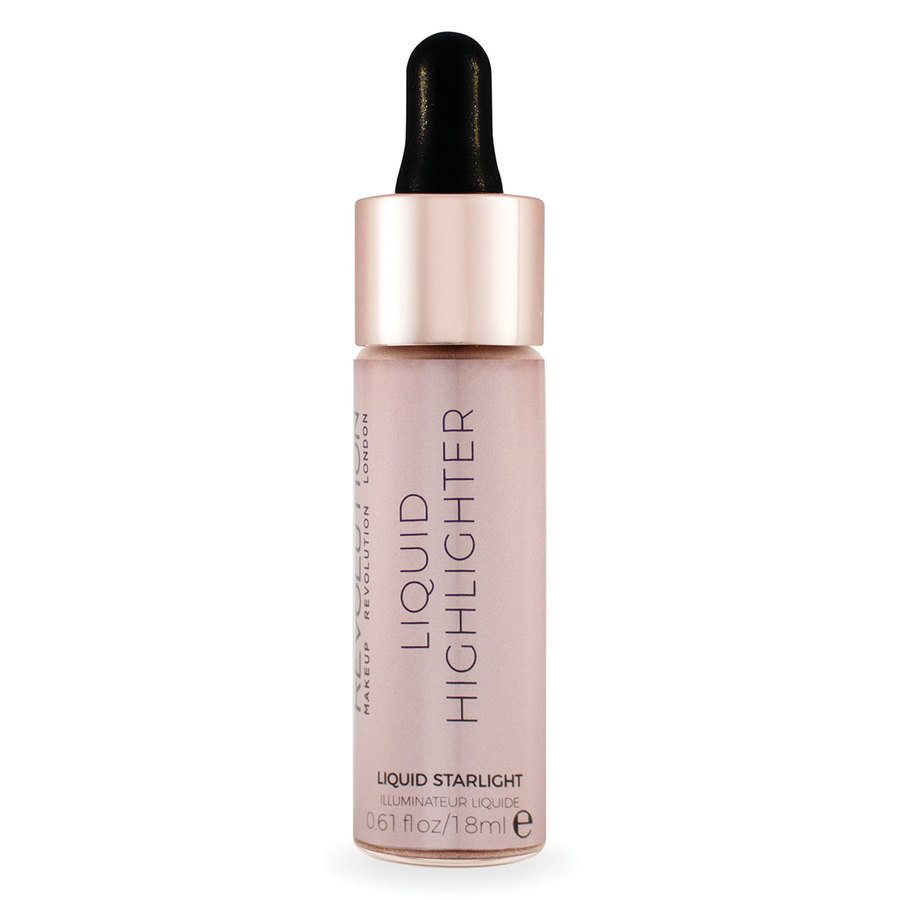 Makeup Revolution Liquid Highlighter Liquid Starlight 18 ml