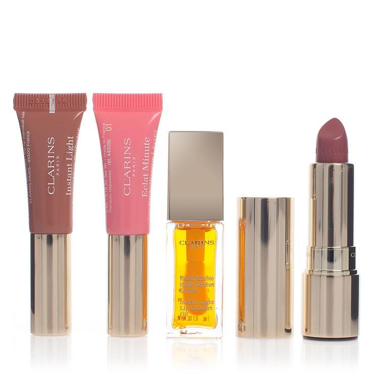 Clarins My Sparkling Lips Collection