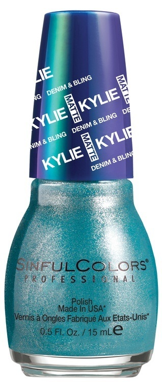 Kylie Jenner Sinful Colors Nagellack Kustom Fit #2104 15ml