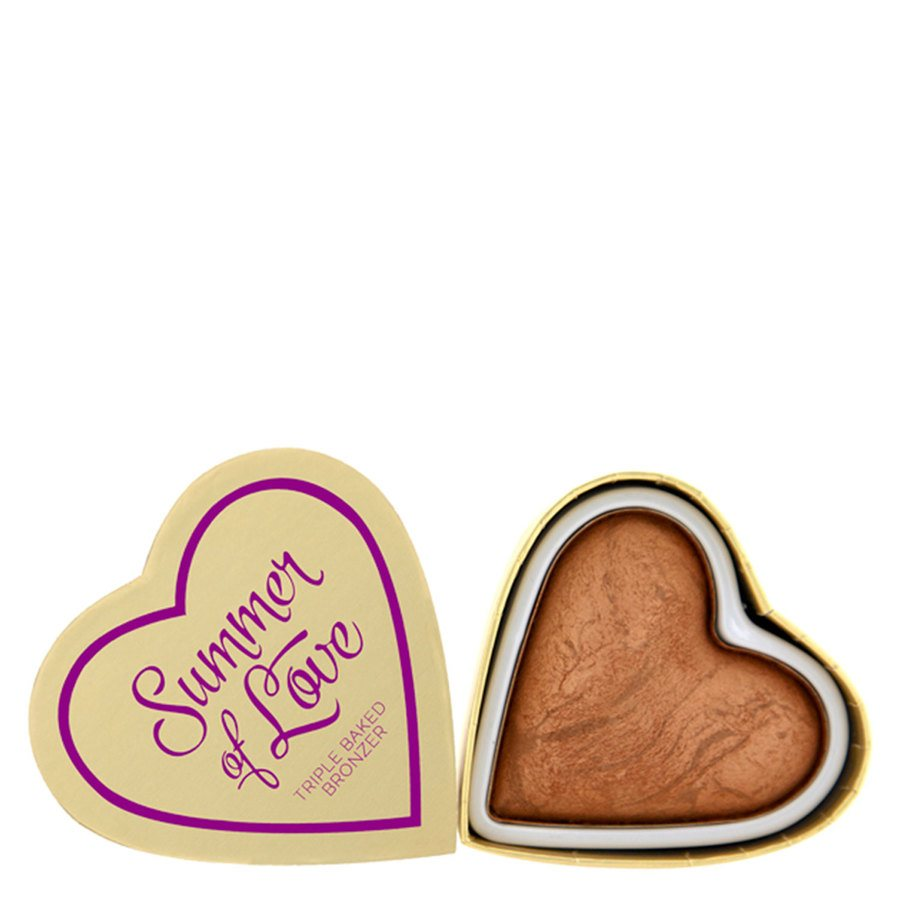 I Heart Revolution Hearts Bronzer Love Hot Summer