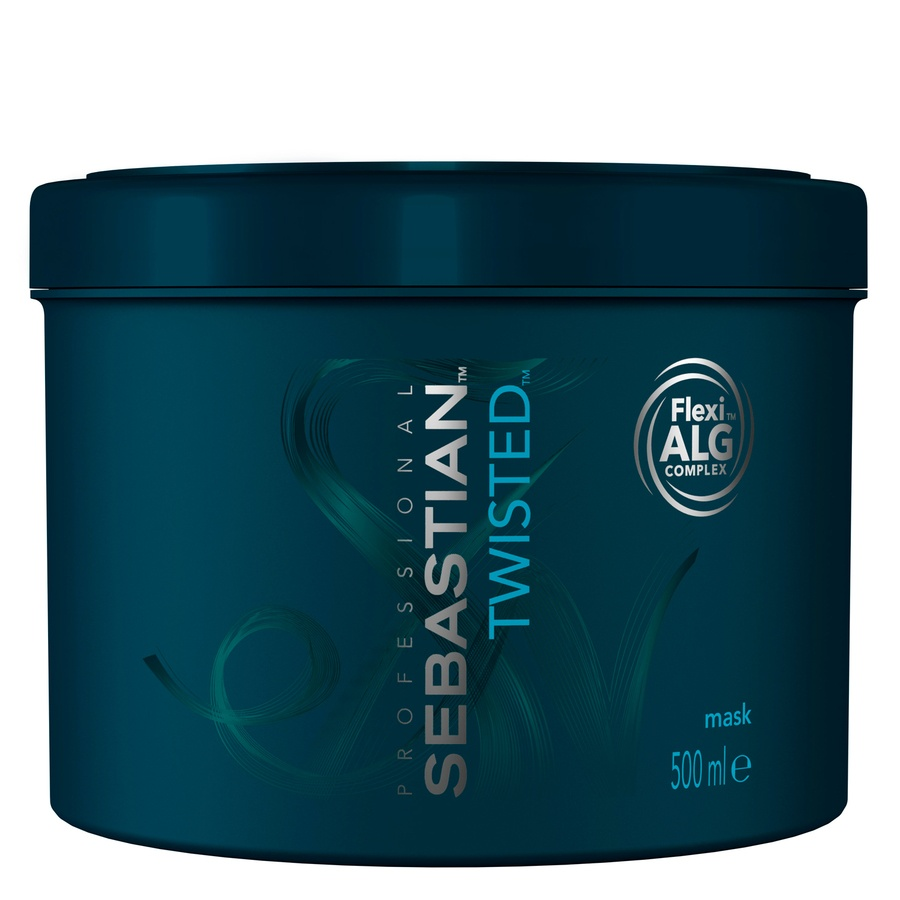 Sebastian Twisted Elastic Treatment Mask 500 ml