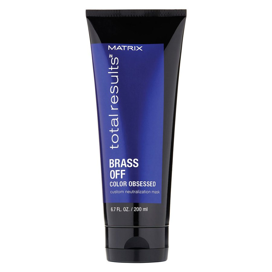 Matrix Total Results Brass Off Mask 200ml