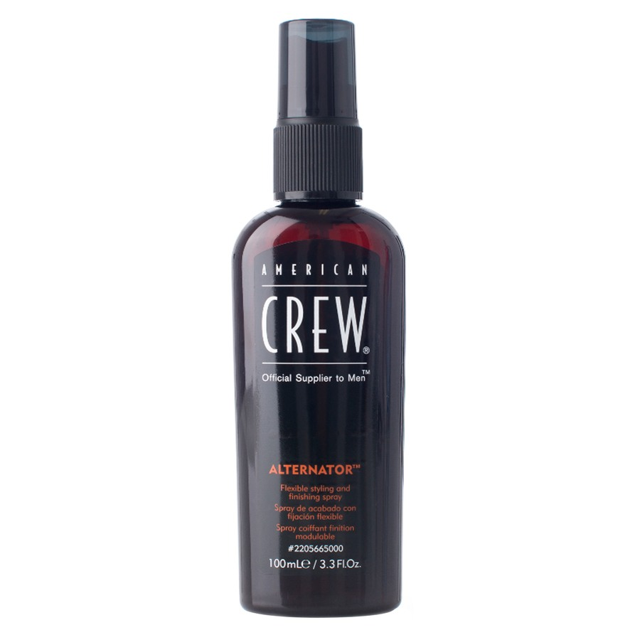 American Crew Alternator Flexible Styling And Finishing Spray 100ml