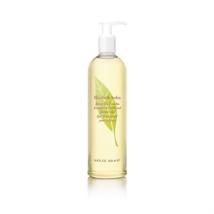 Elizabeth Arden Green Tea Bamboo Bath And Shower Gel 500 ml