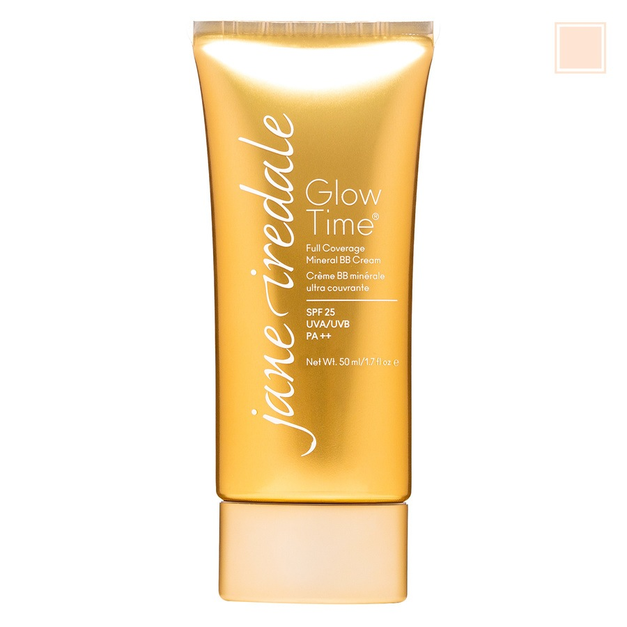 Jane Iredale Glow Time Full Coverage Mineral BB Cream Fair BB1 50 ml