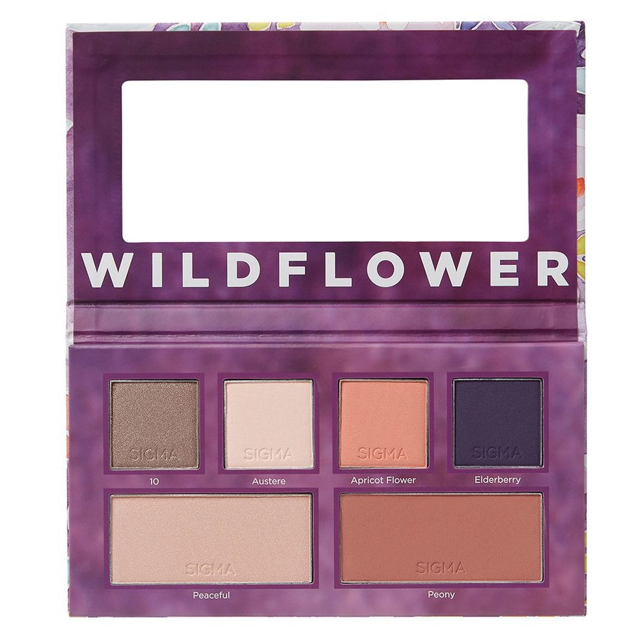 Sigma Wildflower Eye & Cheek Palette Limited Edition 30g