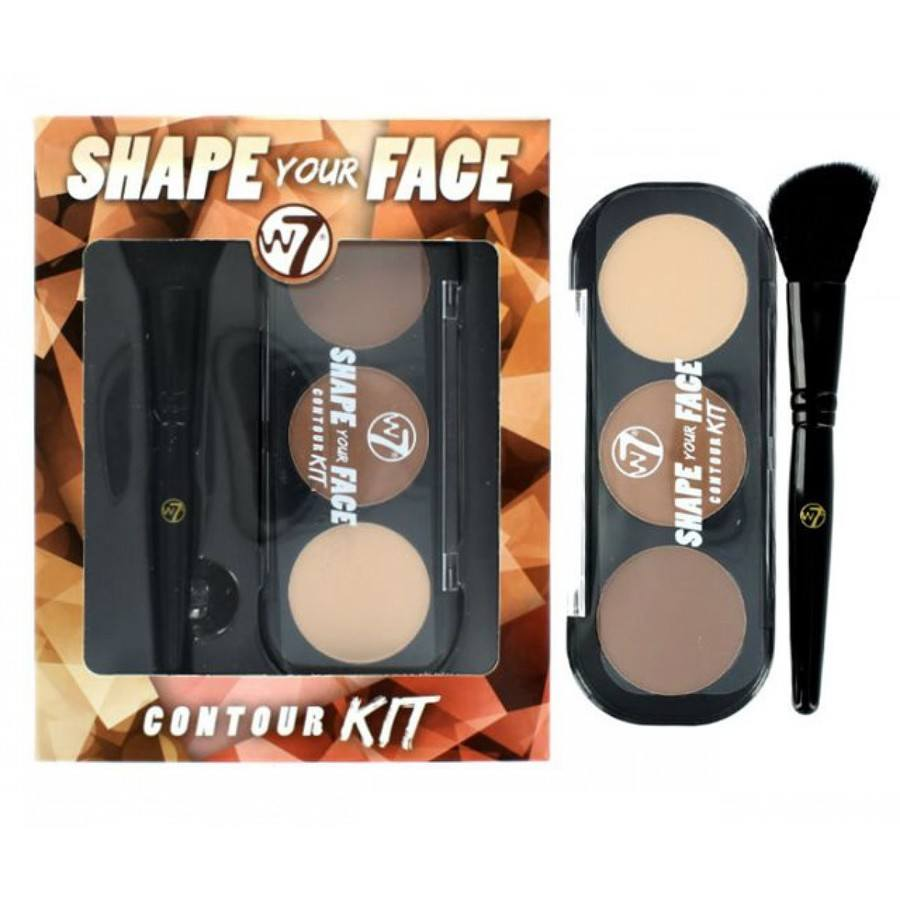 W7 Cosmetics Shape Your Face
