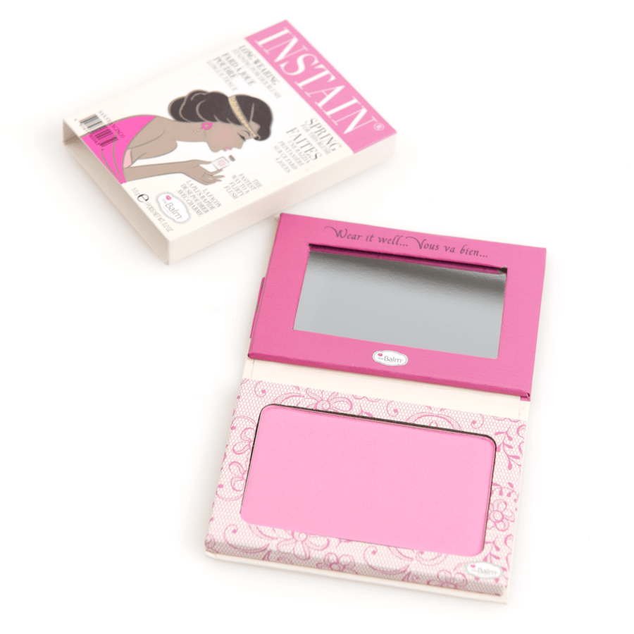 The Balm Instain Long Wearing Powder Blush Lace 6,5 g