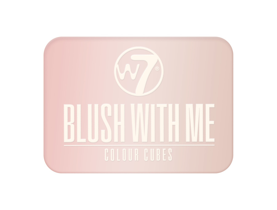 W7 Cosmetics Blush With Me Colour Cubes Getting Hitched