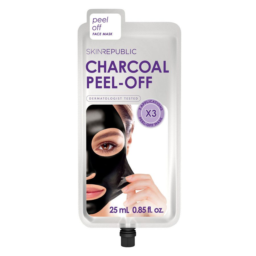 Skin Republic Charcoal Peel-off Face Mask