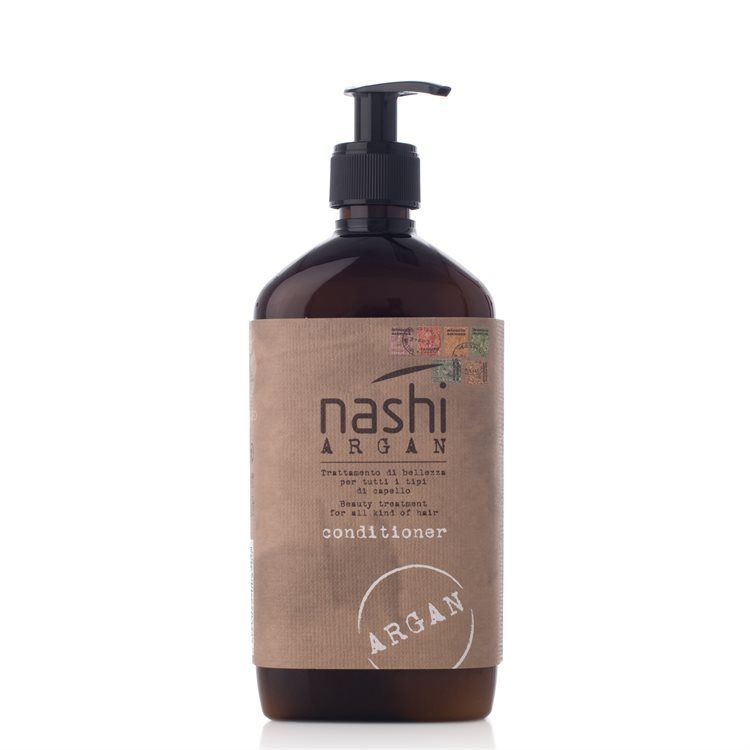 Nashi Argan Conditioner Beauty Treatment For All Kind Of Hair 500ml