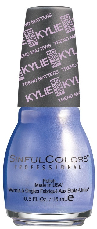 Kylie Jenner Sinful Colors Nagellack Kommotion #2079 15ml