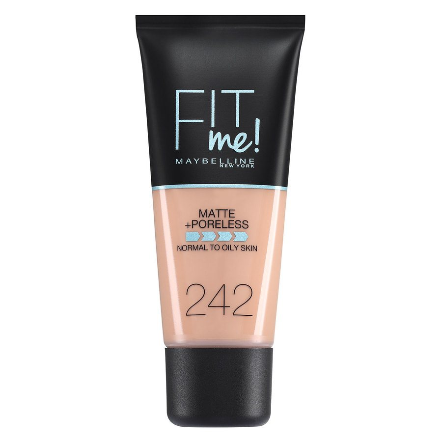Maybelline Fit Me Matte + Poreless Foundation Light Honey 30 ml