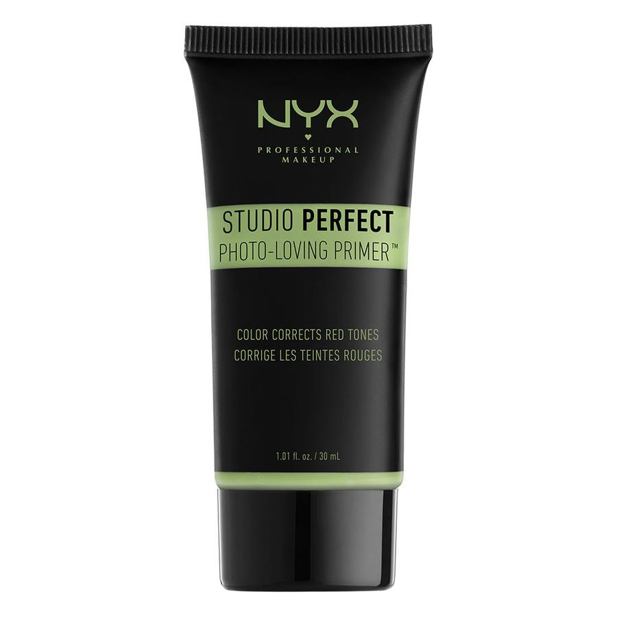 NYX Professional Makeup Studio Perfect Primer Green 30 ml