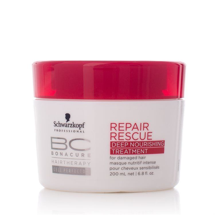 Schwarzkopf BC Bonacure Repair Rescue Deep Nourishing Treatment 200 ml