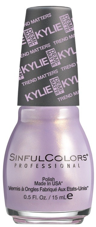 Kylie Jenner Sinful Colors Nagellack Kozy #2085 15ml