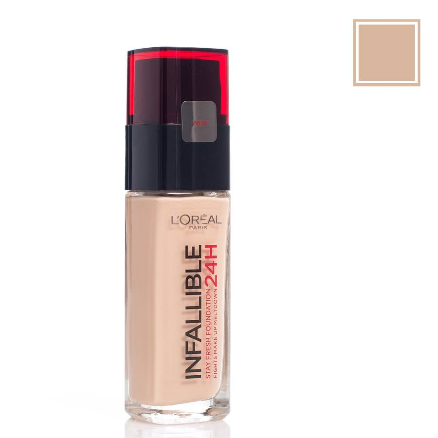L'Oréal Paris Infallible 24 h Liquid Foundation 220 Sand