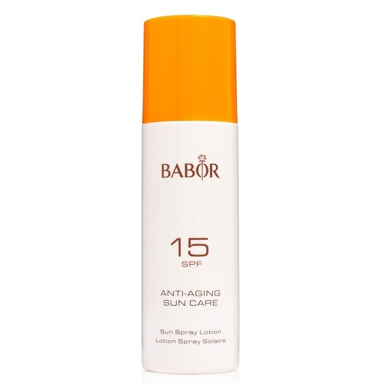 Babor Protection Sun Spray Lotion SPF 15 200 ml