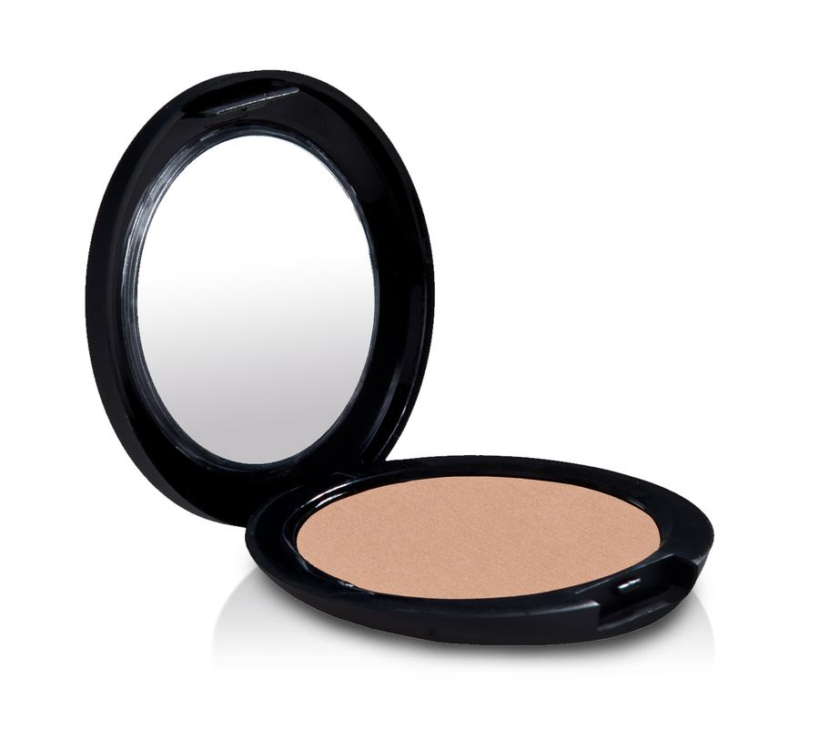 glóMinerals gloPressed Base Powder Foundation 9,9 g Natural Light