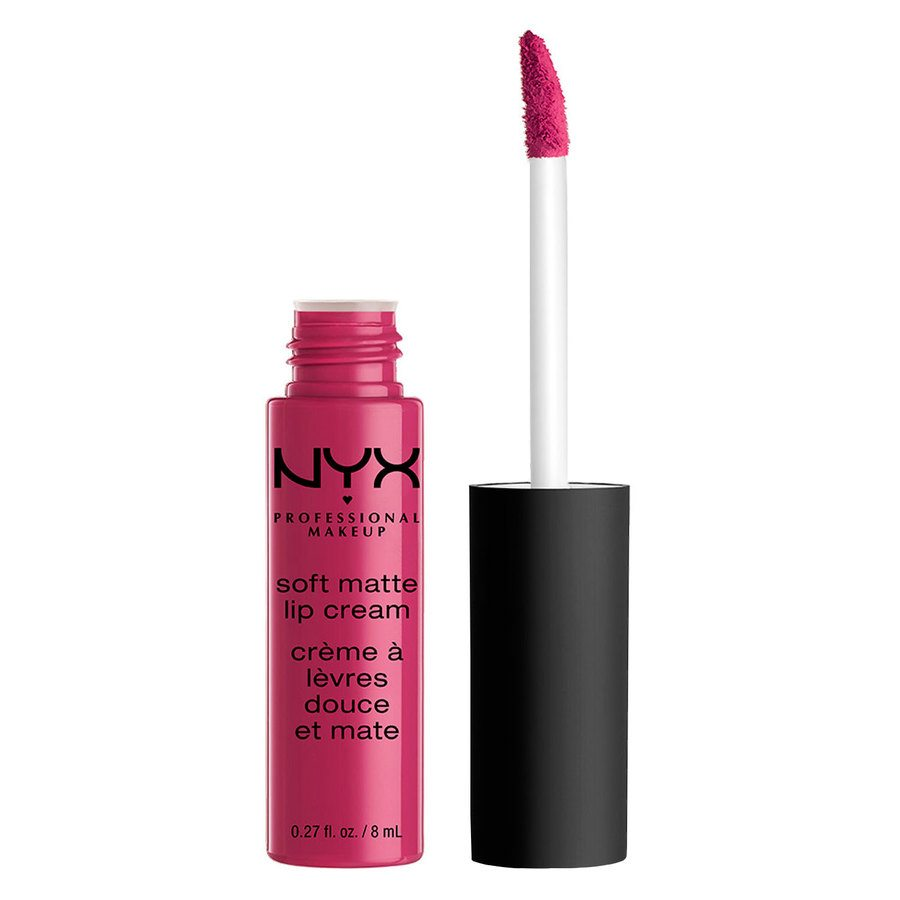 NYX Professional Makeup Soft Matte Lip Cream Prague