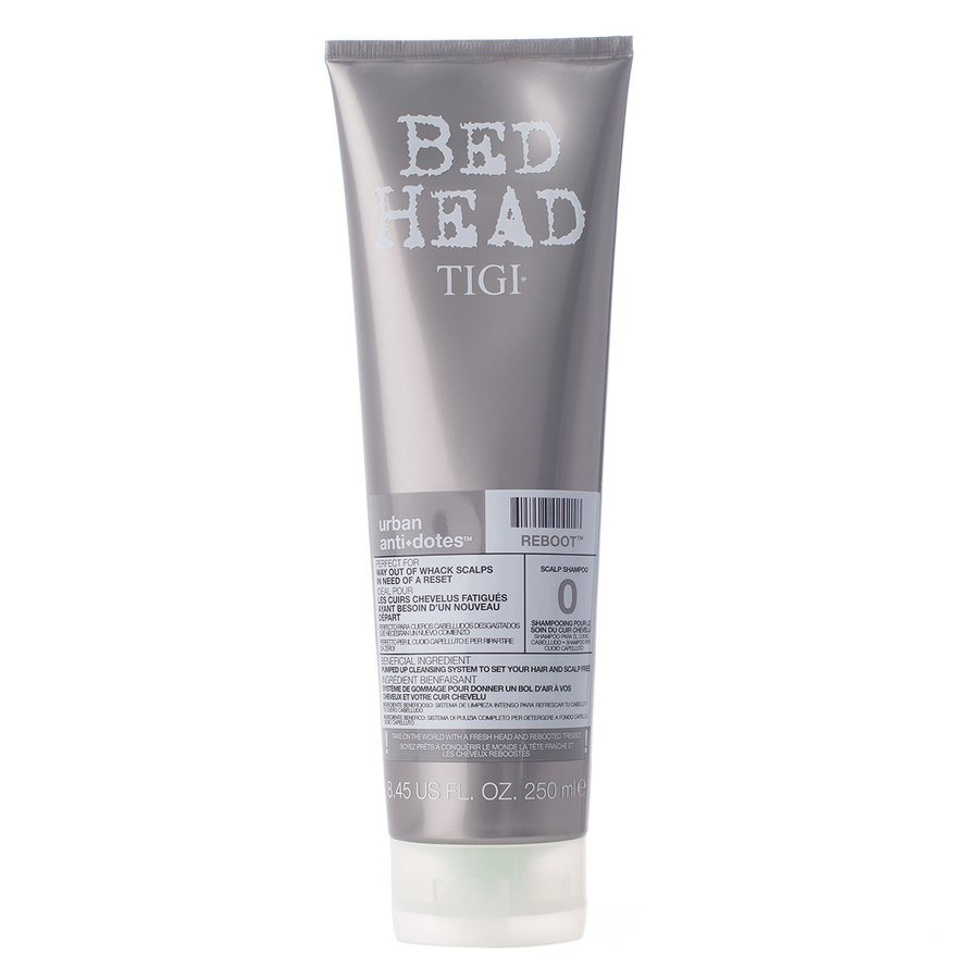 Tigi Bed Head Reboot Scalp Shampoo 250ml