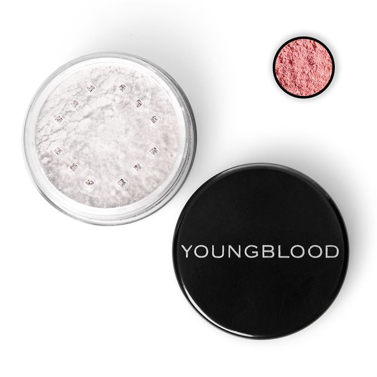 Youngblood Crushed Mineral Blush Tulip