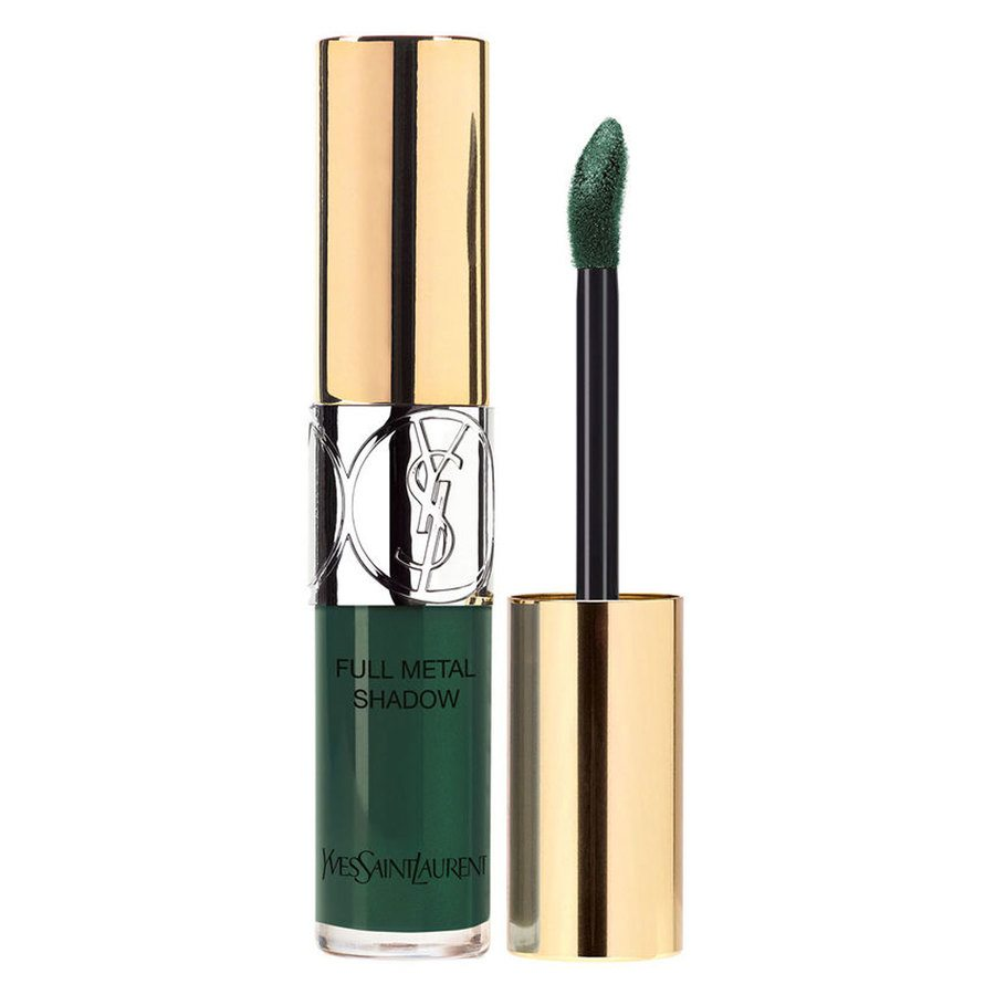 Yves Saint Laurent Full Metal Shadow Liquid Eyeshadow #14 Fur Green