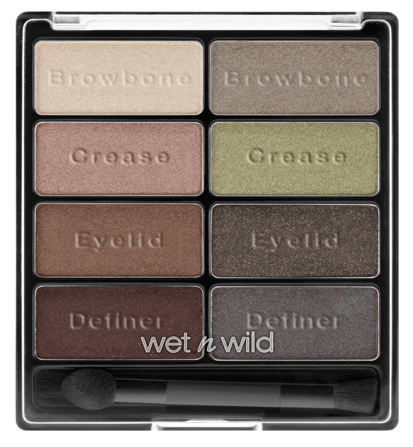 Wet`n Wild Color Icon ögonskuggepalett Comfort Zone E738