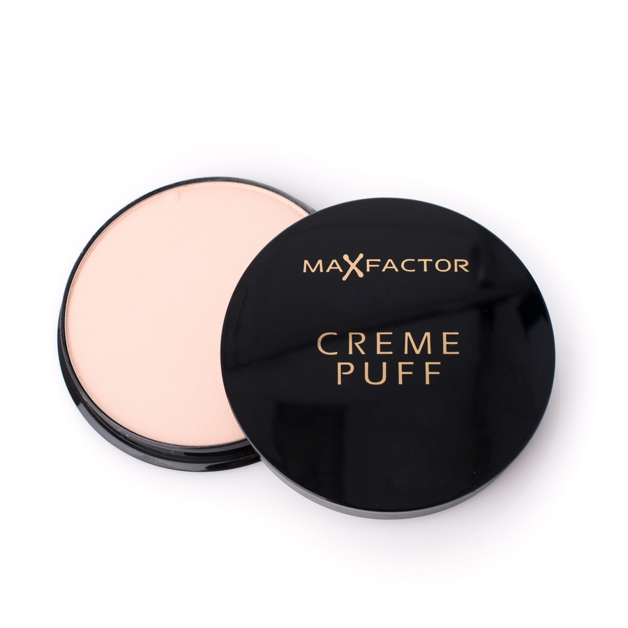 Max Factor Creme Puff Pressed Powder 085 Light 'N Gay
