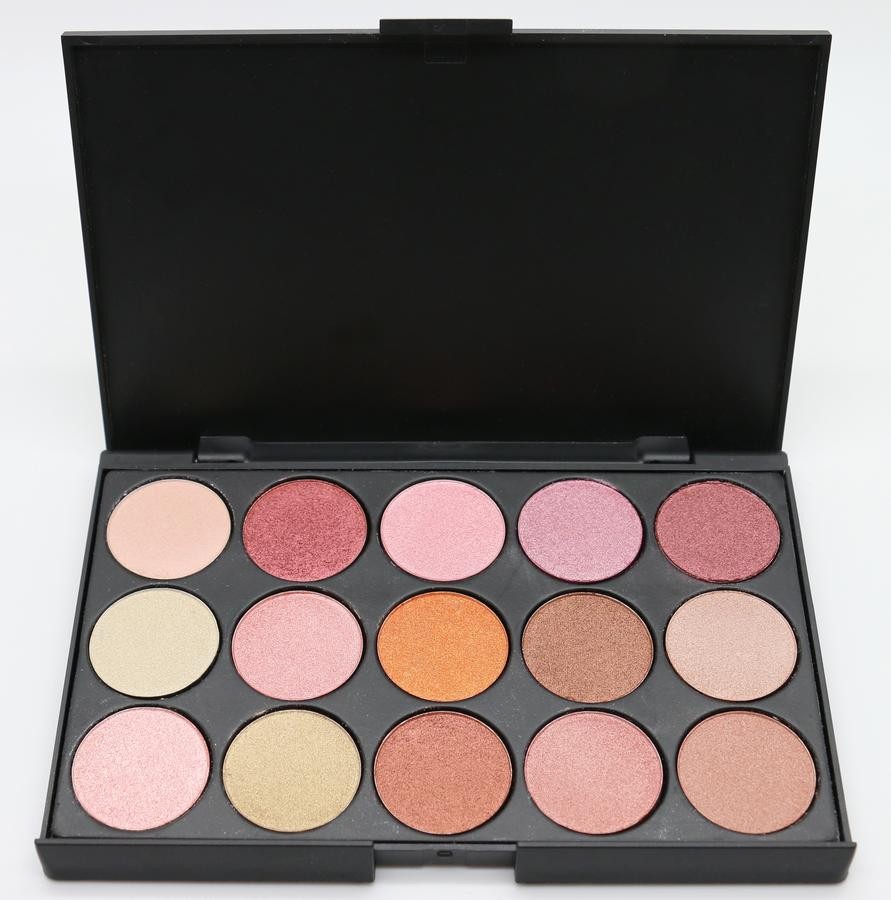 Smashit Cosmetics 15 Color Eye Shadow Palette