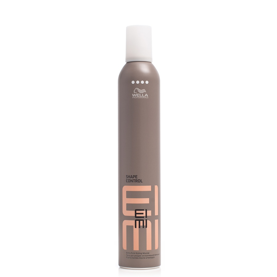 Wella Professionals Shape Control Styling Mousse Eimi 500 ml