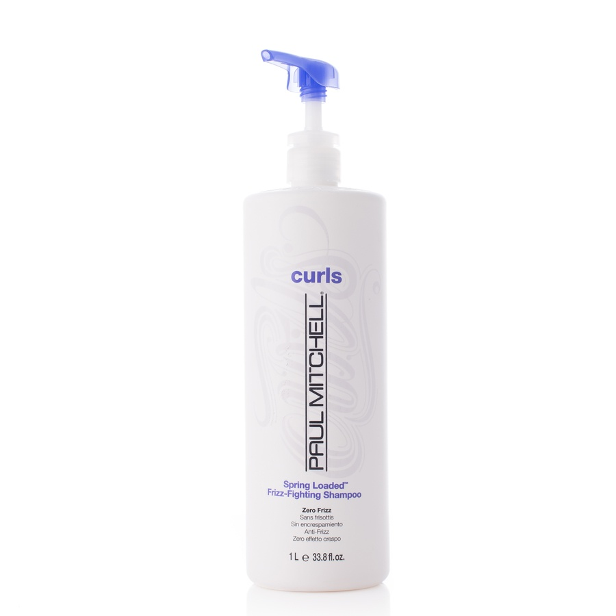 Paul Mitchell Curls Spring Loaded Frizz-Fighting Shampoo 1000ml