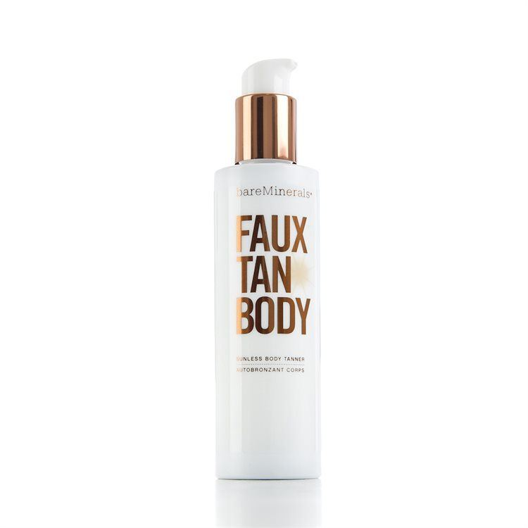 Bare Minerals Faux Tan Body Sunless Tanner 177 ml