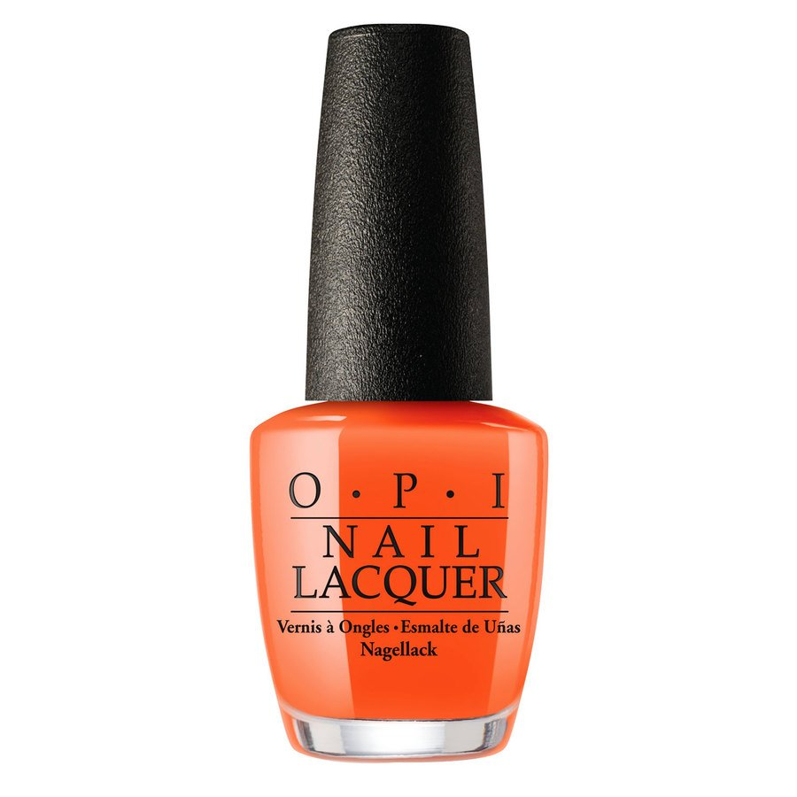 OPI California Dreaming Santa Monica Beach Peach NLD39