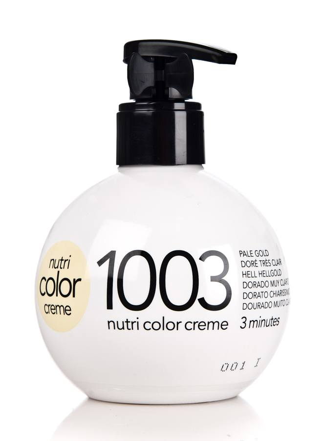 Revlon Professional Nutri Color Creme 250 ml #1003 Pale Gold