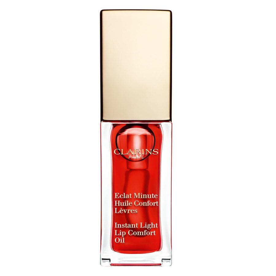 Clarins Instant Light Lip Comfort Oil #03 Red Berry 7 ml