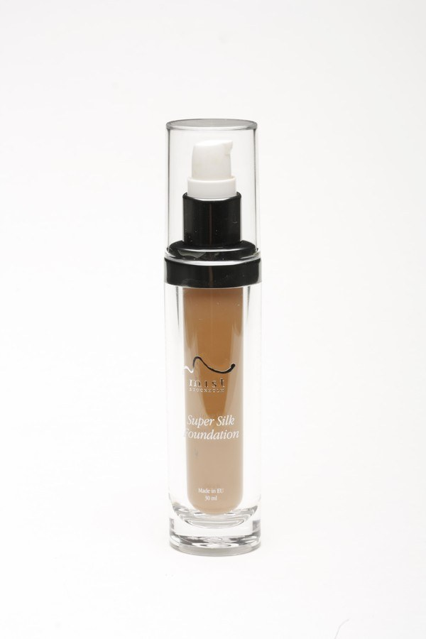 Mist Stockholm Super Silk Foundation Golden