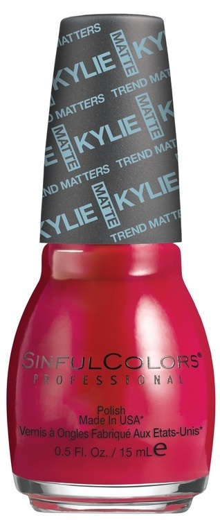 Kylie Jenner Sinful Colors Nagellack Miss Klaws #2134 15ml