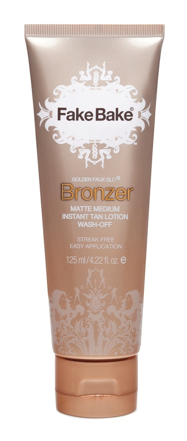 Fake Bake Bronzer Matte Medium Instant Tan Lotion Wash-Off 125 ml