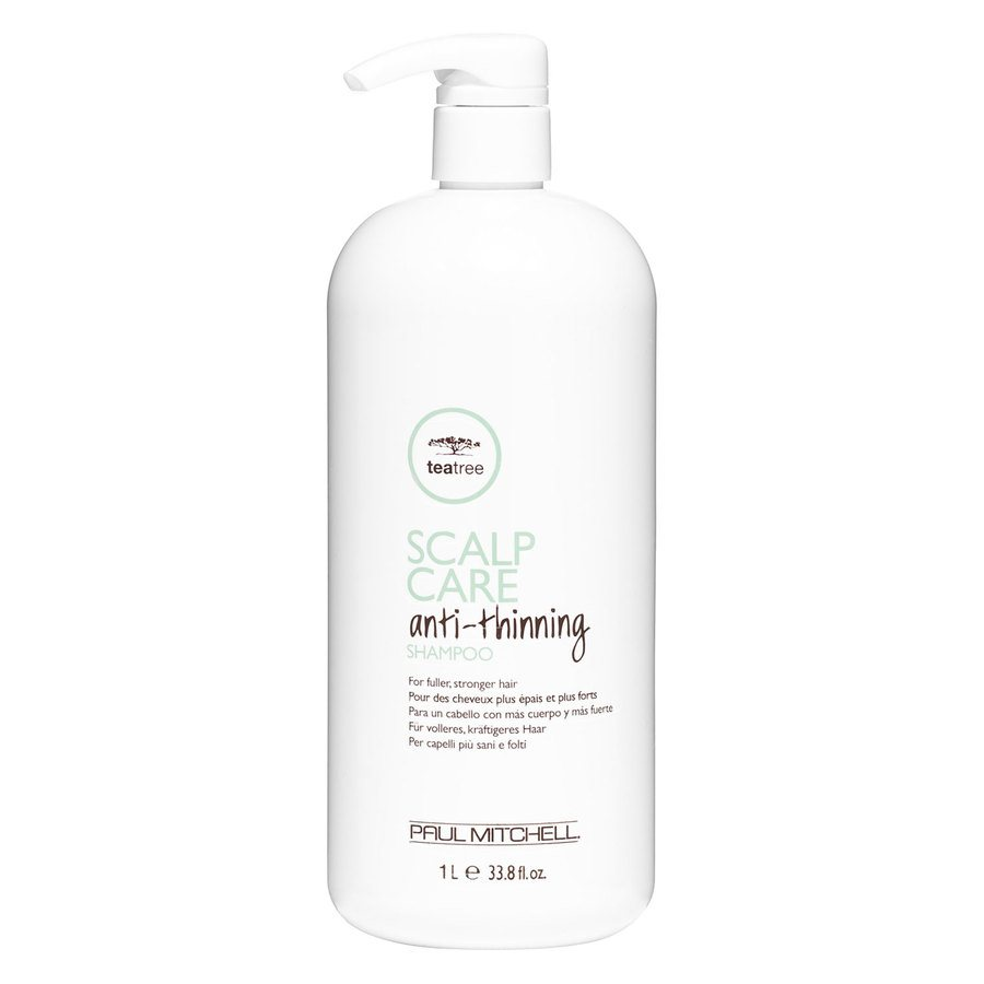 Paul Mitchell Tea Tree Anti-Thinning Shampoo 1000 ml