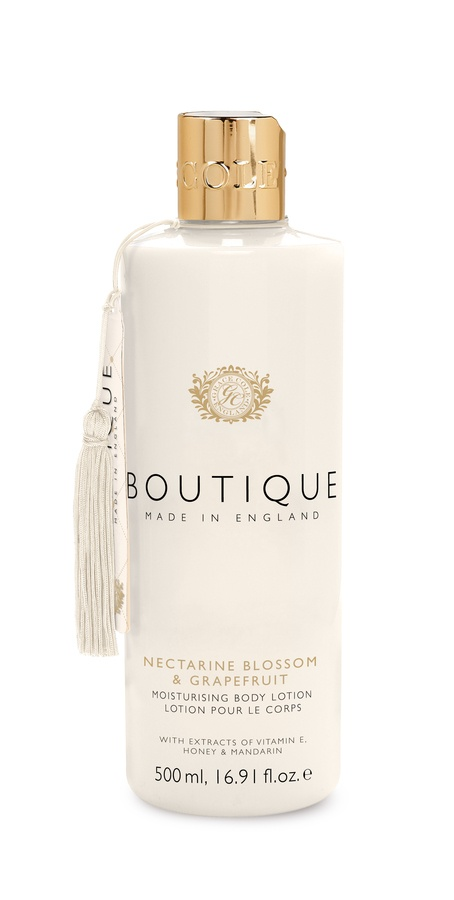 Grace Cole The Boutique Body Lotion Nectarine Blossom & Grapefruit 500 ml
