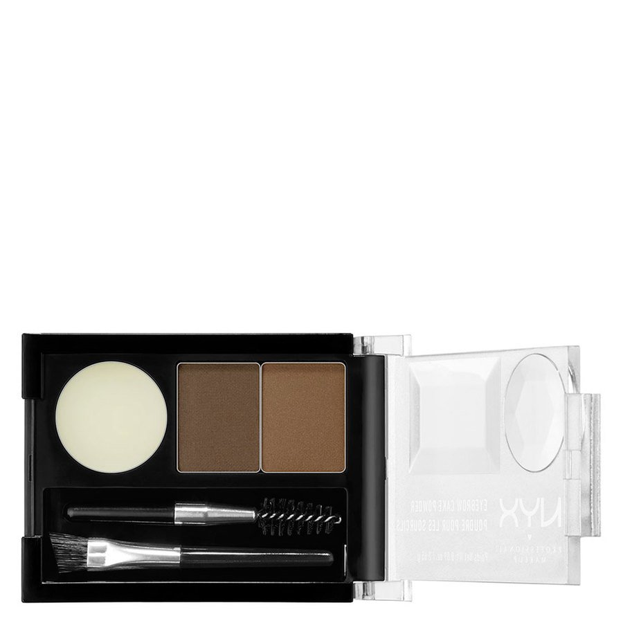 NYX Professional Makeup Eyebrow Cake Powder Brunette