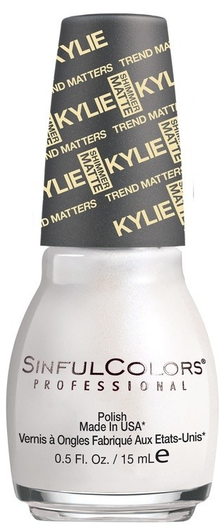 Kylie Jenner Sinful Colors Nagellack Hello Halo #2112 15ml
