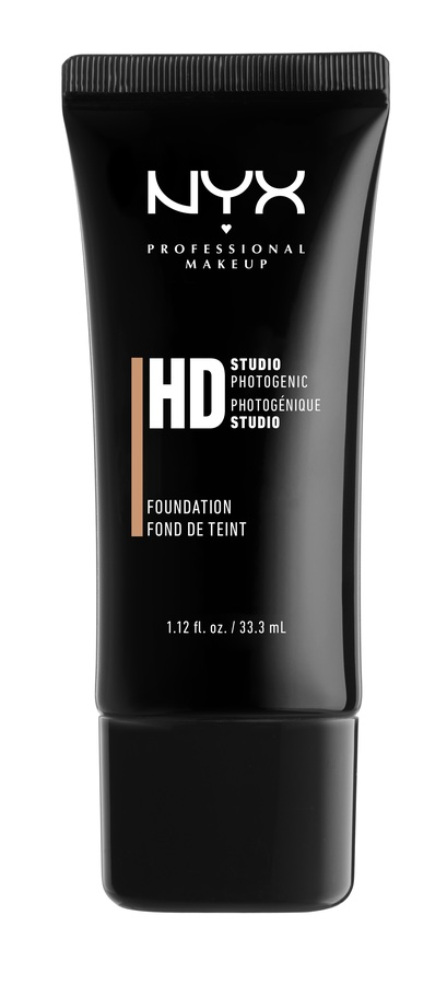 NYX Prof. Makeup HD Studio Photogenic Foundation Soft Beige HDF102 33 ml
